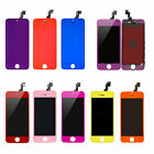 Multicolor Replacement For iPhone 5S LCD Display+Touch Screen Digitizer Assembly
