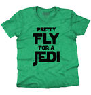 Fly For A Jedi Star Wars Rebels Rogue One Movie Funny V-Neck T-Shirt $14.99 USD