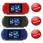 PXP3 Game Console Handheld Portable 16 Bit Retro Video Games LCD 200+games