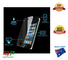 Tempered Glass Screen Protector Scratch Resist Samsung S 3 S4 S5 S6 Note 2 3 4 5