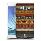 HEAD CASE DESIGNS KNITTED CHRISTMAS SOFT GEL CASE FOR SAMSUNG GALAXY A5