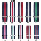 Nylon Watch Strap for Daniel Wellington Watch SS 18mm 20mm Oxford etc DW 36 40 m