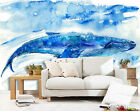 3D Sea Whale Painting 34 Paper Wall Print Wall Decal Wall Deco Indoor Murals