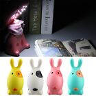 Electric USB Rechargeable LED Portable Lamp Love Dog Lamp Desk Light New O4