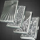 Cigarette Case Metal Super King Size Box Holder Cases Tobacco Long 16 Cigarettes
