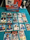 1988 Topps Unopened Cello Baseball Cards - Box of 24 Packs