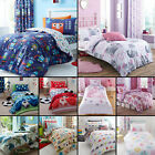 CATHERINE LANSFIELD KIDS BOYS GIRLS QUILT DUVET BEDDING SET PRINCESS FOOTBALL