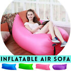 2017 Fast Inflatable Lounge Air Sofa Bag Hangout Sleeping Bed For Beach Camping