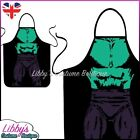 The Hulk Marvel Comics Superhero Novelty Funny Apron Adult Cooking BBQ Chef