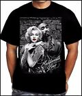 2PAC MARILYN MONROE CALIFORNIA LOVE T-SHIRT HEAVYWEIGHT TEE