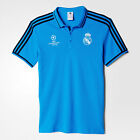 2015/2016 REAL MADRID ADIDAS UCL Climalite Polo Shirt RM S88984 ALL MENS SIZES