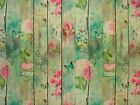 """Mini Prints"" Lovers Garden 100% Cotton Fabric Multi Use Curtain Blinds Quilting"