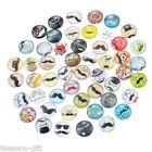 Wholesale 02 Mix Randomly Moustache Glass Flatback Scrapbooking Dome Cabochons