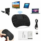 LOT 50 Mini i8 Wireless keyboard 2.4 Ghz, Touchpad for TV box, Android PC iOS AL