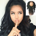 360 Lace Band Frontal Loose Wave Malaysian Remy Human Hair Lace Front Closure