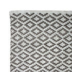 Hand Woven Rugs 100% Cotton - Diamond Design