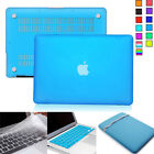 For 11 13 12 Inch Macbook Case Tablet Sleeve Bag +Soft Touch Hard Case +Keyboard