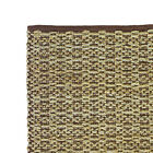 Hand Woven Rugs Jute and Cotton Blend- Geometric Design