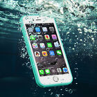 Waterproof Heavy Duty Thin Case Shock Cover for Apple iPhone 5 5s SE 6 6s 7 Plus