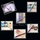 LUXURIOUS SWAROVSKI ELEMENTS-STYLUS/PEN WITH POUCH FOR ALL TOUCH SCREENS