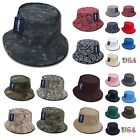 Men Neck Cover Bucket Cap Camo  Hunting Fishing Hiking Military Army Boonie Hat