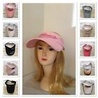 Golf Tennis Hat Women Men Sports Wide Brim Beach Visor Sun Hat Cap Unisex