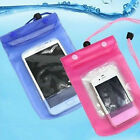 Double Sealing Waterproof Bag Case Protector For iPod Cell Phone MP3 Smartphones