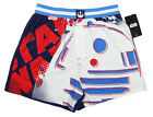 NEW MENS BIOWORLD DISNEY STAR WARS R2D2 COTTON UNDERWEAR BOXER $24 $9.99 USD on eBay