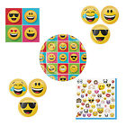 Emoji Birthday Party Napkins, Plates, Cups, Tableware STOCK CLEARANCE!!!