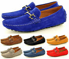 New Da Uomo Casual Mocassini Slip-on Scarpe Da Guida disp. in numeri UK 6-11