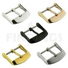 Watch Buckle ...Spare Loose New Watch Strap Buckles ... Watches tool black gold