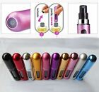 SUP 5ml Travel Portable Mini Refillable Perfume Atomizer Bottle Scent Pump Spray
