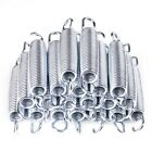 "20x Trampoline Springs 5.3"" 7"" 8.5"" Heavy-Duty Galvanized Steel Replacement Kit"