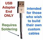 strong braided USB Data Charging Charger Cable iPad1 iPad2 iPad3 iPhone 4 lot
