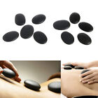 3/10 Pcs  Hot Spa Rock Basalt Stone Stones Massage Lava Natural Stone 4*3CM