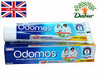 DABUR ODOMOS MOSQUITO INSECT REPELLENT CREAM Vitamin E Almond Oil 15 25 50 100g