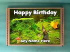 Watermelon Slices Sweet Gnome Happy Birthday Sweet Box Cod28 Personalised Candy