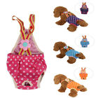 Внешний вид - Washable Puppy Diaper Sanitary Pant Suspenders Underwear Female Girl Pet Dog LJ