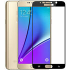Full Cover Curved Tempered Glass Film Screen Protector For Samsung Galaxy Note 5