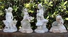 Garden Decor Solar Fairy/Angel Statue Sculpture Light Animal Crackle Ball-SOLAR