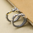 Eagle claw opening ring 100% Real 925 sterling silver fine jewelry for Men Gifts