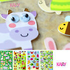 Cute Animals Pet Dogs Puppy Doggie Poodle Scrapbooking Googly Eyes Stickers Toys