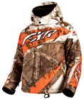 FXR Youth Child Realtree Xtra/AP Blaze Snowmobile Youth Child Cold Cross Jacket