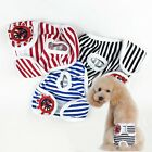 New Pet Breathable Pants Stripe Style Dog Menstrual Clean Short Panties Nappy