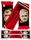 Jose Scarf Selection United's Special 1 Song Fathers Day Mourinho's Gift