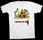 You Only Live Twice T-Shirt Lewis Gilbert, Sean Connery, Hollywood Cinema Movie $21.16 CAD