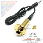 ENDPIN JACK - ARTEC ORIGINAL PARTS for Electric Acoustic Guitar