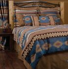 Western Southwest Sierra Bedding Set Twin Queen King Rustic Cabin Lodge Cowgirl