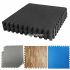 54 Tiles 216 Sq Ft Interlocking EVA Foam Floor Mat Flooring Gym Playground LOT B