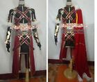 Fate Grand Order Saber Alexander Cosplay Costume FGO Outfit Cape